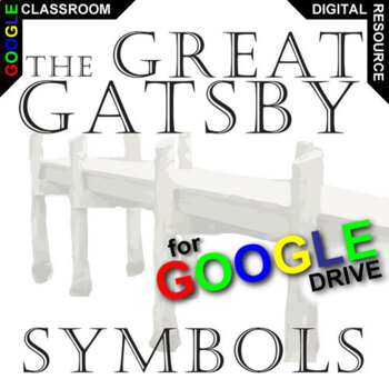 THE GREAT GATSBY Symbol Analysis (Created for Digital)