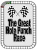 THE GREAT HOLE PUNCH RACE ARTICULATION GAME: S, L, R, SH,