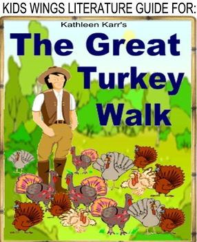 THE GREAT TURKEY by Kathleen Karr!  Hysterical Historical Fiction from 1860!