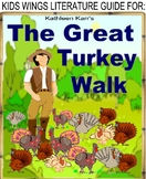 THE GREAT TURKEY WALK by Kathleen Karr!  Hysterical Historical Fiction, 1860!