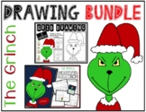 THE GRINCH Drawing & Writing Bundle