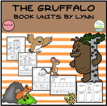 THE GRUFFALO BOOK UNIT