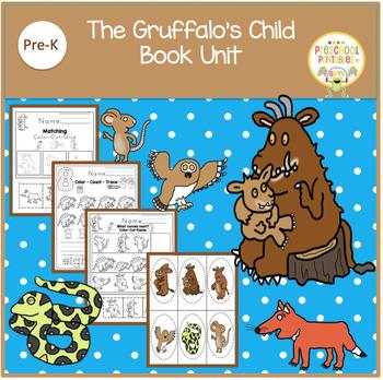 THE GRUFFALO'S CHILD  BOOK UNIT