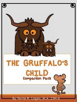 THE GRUFFALO'S CHILD Companion Pack