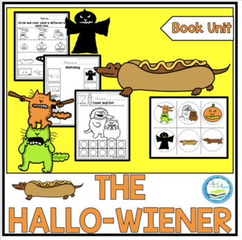 THE HALLO-WIENER   BOOK UNIT