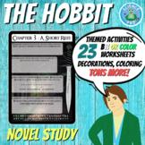 THE HOBBIT UNIT PLAN | Novel Study | Lesson Plan | Middle
