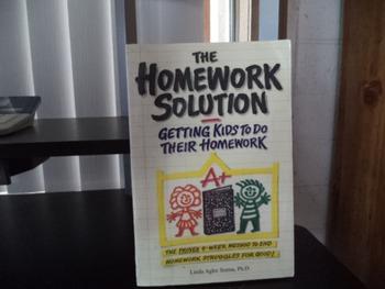 THE HOMEWORK SOLUTION  ISBN 0-913589-52-7