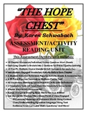 THE HOPE CHEST Ch.  1 LESSON FROM MY Activity/Assessment 1
