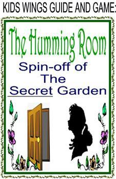 THE HUMMING ROOM by Ellen Potter.  A Spin-off to The Secret Garden!