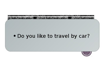 TRAVELING - Interactive Questions