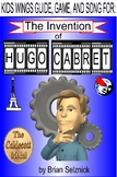 THE INVENTION OF HUGO CABRET by Brian Selznick, Winner of the Caldecott Medal