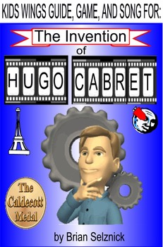 THE INVENTION OF HUGO CABRET by Brian Selznick, Winner of