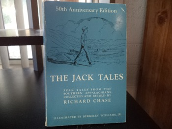 THE JACK TALES   ISBN0-395-66951-0