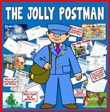 THE JOLLY POSTMAN STORY TEACHING RESOURCES EYFS KS1 TRADIT