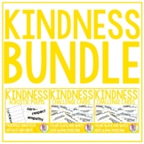 THE KINDNESS BUNDLE - 3 RESOURCES - WORLD KINDNESS DAY FRE