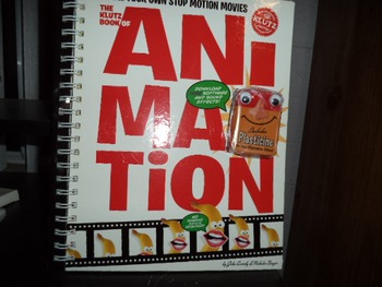THE KLUTZ BOOK OF ANIMATION