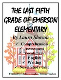 THE LAST FIFTH GRADE OF EMERSON ELEMENTARY 380 Page CCSS F