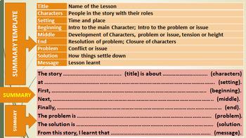 THE LAST LEAF: PROSE COMPREHENSION LESSON PRESENTATION