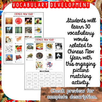 Chinese New Year Activity for Teens