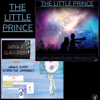 The Little Prince (Google Classroom Interactive Component)