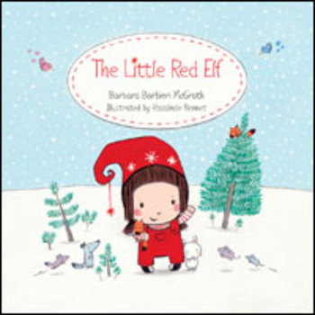 THE LITTLE RED ELF   soft cover 1