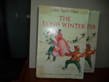 The Long Winter  ISBN 0-590-30094-6  (Set of 2)