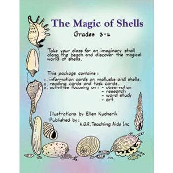 THE MAGIC OF SHELLS Gr. 3-4