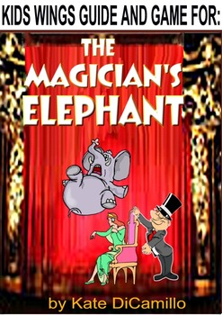THE MAGICIAN'S ELEPHANT by Kate DiCamillo, A Magically Con