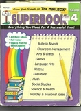 THE MAILBOX SUPERBOOK GRADE 4-EVERYTHING YOU NEED FOR A SU