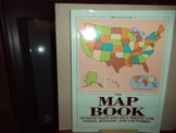THE MAP BOOK     0-15-372673-3