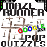 THE MAZE RUNNER 28 Pop Quizzes (Created for Digital)