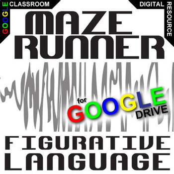 THE MAZE RUNNER Figurative Language Analyzer (59 Quotes) (Created for  Digital)