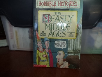 THE MEASLY MIDDLE AGES  ISBN 0-590-49848-7