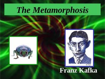 THE METAMORPHOSIS by Franz Kafka: Power Point