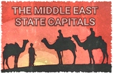 THE MIDDLE EAST CAPITAL CITIES