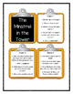 THE MINSTREL IN THE TOWER by Gloria Skurzynski - Discussion Cards