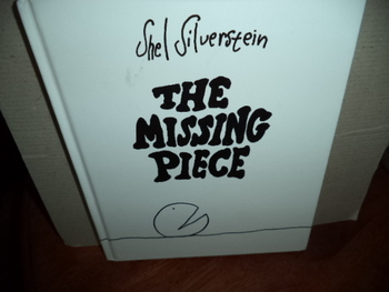 THE MISSING PIECE           ISBN    0-590-25761-7