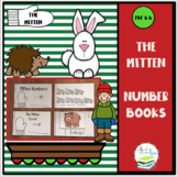 THE MITTEN  2 COUNTING BOOKS