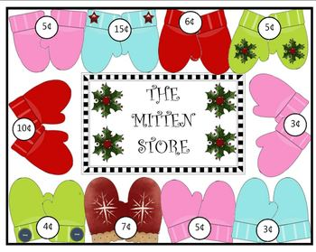 THE  MITTEN  STORE  ACTIVITY