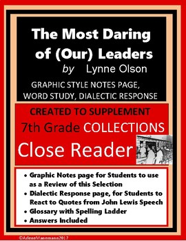 THE MOST DARING OF (OUR) LEADERS by Lynne Olson - Activities
