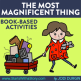 THE MOST MAGNIFICENT THING ACTIVITIES - growth mindset and