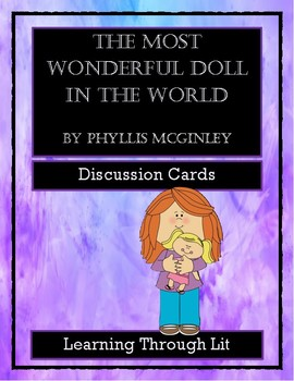 THE MOST WONDERFUL DOLL IN THE WORLD * Discussion Cards