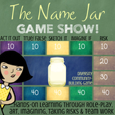 THE NAME JAR *School Counseling Cultural Diversity Guidance Lesson / Game