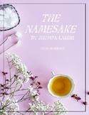 THE NAMESAKE by Jhumpa Lahiri - Study Materials