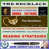 THE NECKLACE - PROSE COMPREHENSION - CLASSROOM RESOURCES BUNDLE