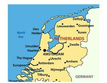 NETHERLANDS UNIT (GRADES 4 - 8)