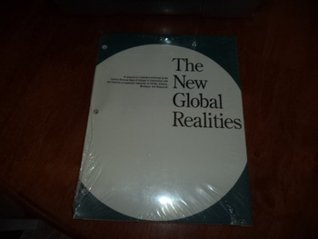 THE NEW GLOBAL REALITIES