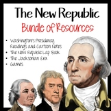 THE NEW REPUBLIC BUNDLE of Resources with Doodle Notes