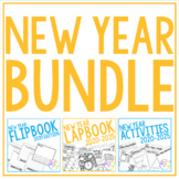 THE NEW YEAR BUNDLE // 3 RESOURCES INCLUDED // NEW YEAR 2020