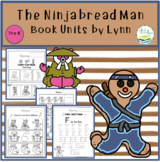 THE NINJABREAD MAN. BOOK UNIT